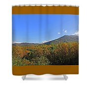Smoky Mountains Scenery 9 Shower Curtain