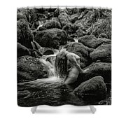 Smooth Curves. Shower Curtain