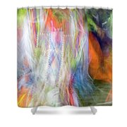 Smudge 213 Shower Curtain
