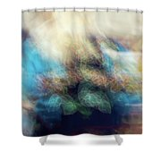 Smudge 244 Shower Curtain