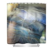 Smudge 245 Shower Curtain