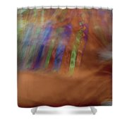 Smudge 250 Shower Curtain