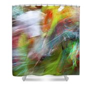 Smudge 391 Shower Curtain