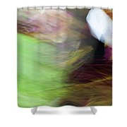 Smudge 397 Shower Curtain