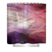 Smudge 399  Shower Curtain