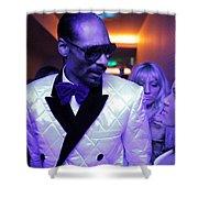 Snoop Dogg Shower Curtain
