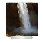 Snoqualmie Falls Washington Shower Curtain