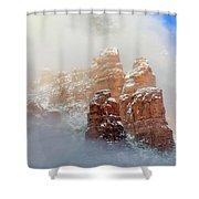 Snow 07-102 Shower Curtain