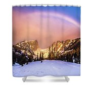 Snowbow Shower Curtain