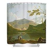 Snowdon Shower Curtain