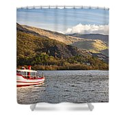 Snowdon Star Shower Curtain