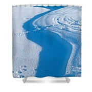 Snowforms 4 Shower Curtain