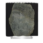 Snowswept Cliff Palace Shower Curtain