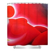Snuggle Time Shower Curtain