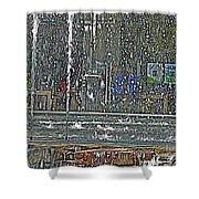 So Misunderstood Shower Curtain