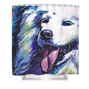 So Sammy Shower Curtain