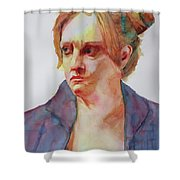 So You Say Shower Curtain