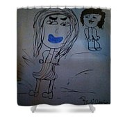 Soal Brother And Sister Shower Curtain