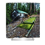 Soap Creek, Real Estate Series Shower Curtain