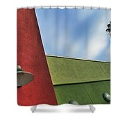 Soca Light Shower Curtain