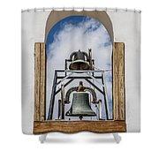 Socorro Mission #3 Shower Curtain