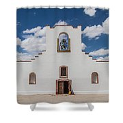 Socorro Mission Shower Curtain