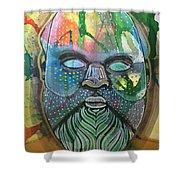 Socrates Shower Curtain