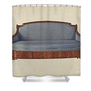 Sofa Shower Curtain