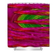 Soft And Wonderful Art Shower Curtain