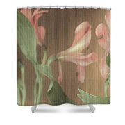 Soft Lilies Shower Curtain