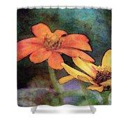 Soft Petals 3058 Idp_2 Shower Curtain