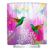 Soft Yet Modern Shower Curtain
