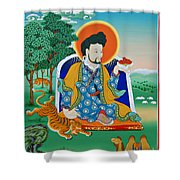 Sogpo Lhapal Shower Curtain