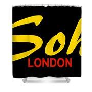Soho-london Shower Curtain