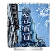 Soho Lounge Austin Shower Curtain