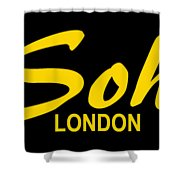 Soho Shower Curtain