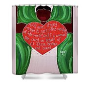 Sojourner Truth Shower Curtain
