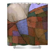 Solace Detail Shower Curtain