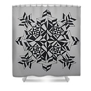 Solar Collector Shower Curtain