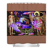 Solarlife Emotion Shower Curtain