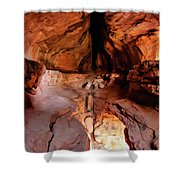 Soldiers Pass 08-048 Shower Curtain