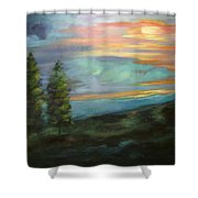 Soledad Shower Curtain