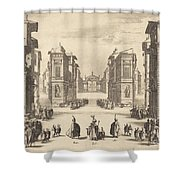 Solimano, Act I Shower Curtain