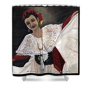 Solita Shower Curtain