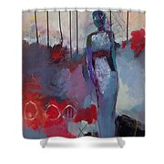 Solitude 006 Shower Curtain