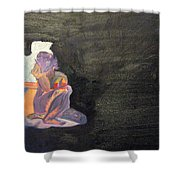 Solus Shower Curtain