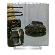 Some And All Shower Curtain