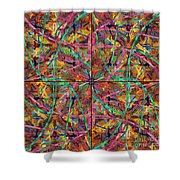 Some Harmonies And Tones 11 Shower Curtain