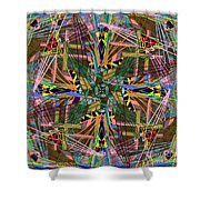 Some Harmonies And Tones 12 Shower Curtain