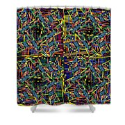 Some Harmonies And Tones 15 Shower Curtain